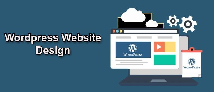 Wordpress website Designing